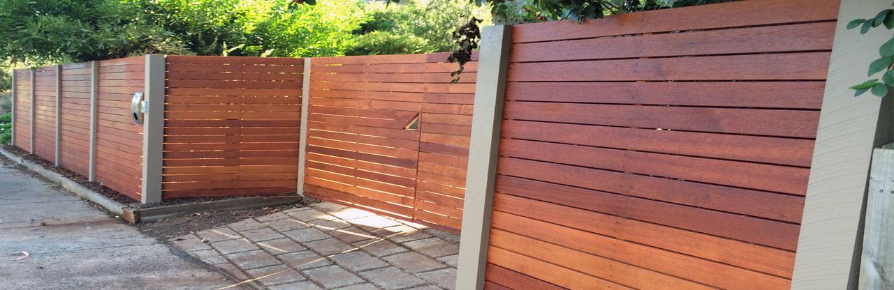 Merbau Timber Fences ⋆ Frankston Bayside Areas