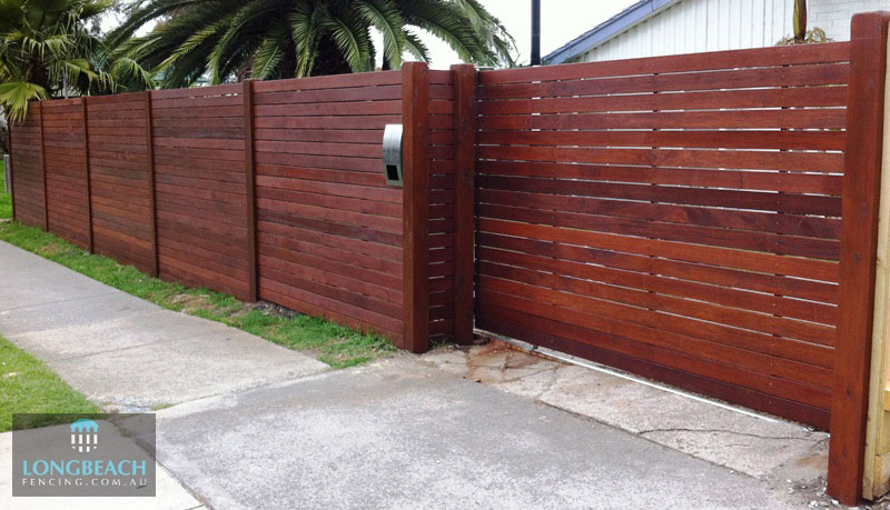 Merbau Fences ⋆ Screening Amp Decking ⋆ Longbeach Fencing