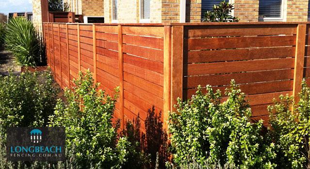 Merbau Fence 1.5 High Cranbourne