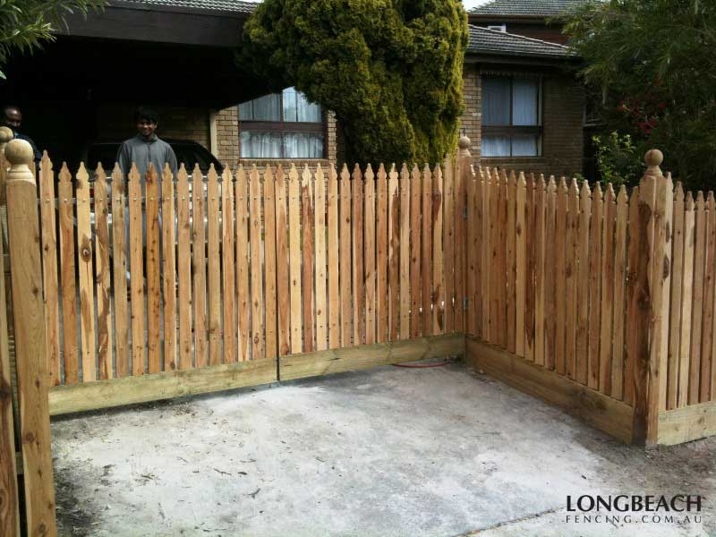 Fence Design Pictures ⋆ Longbeach Fencing