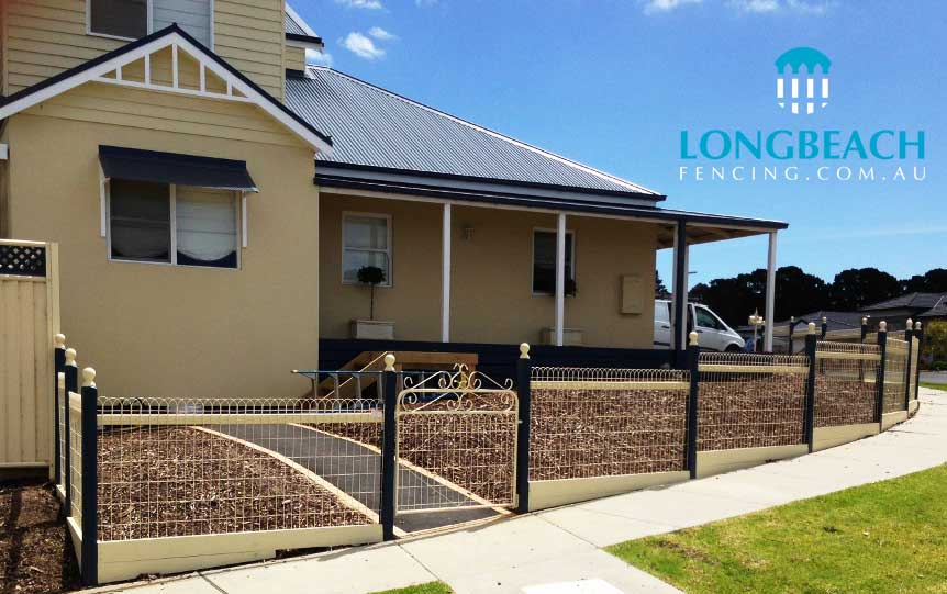 Woven Wire Fencing Melbourne Longbeach Fencing